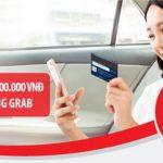 Hoàn tiền 50%, tới 500.000 đồng dành cho chủ thẻ tín dụng du lịch Maritime Bank Visa khi chi tiêu qua ứng dụng Grab