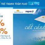 Cất cành dễ dàng với Napas và Vietnam Airlines cùng thẻ Sacombank Plus