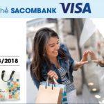 Ưu đãi Thailand Grand Sale với thẻ Sacombank Visa