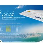 SaiGonBank - Cất cánh dễ dàng với Napas và Vietnam Airlines