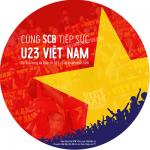 Cùng SCB tiếp sức U23 Việt Nam tại Giải bóng đá quốc tế U23 - Cúp Vinaphone 2018