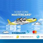 Scoot cùng Eximbank MasterCard