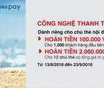 Samsung Pay – công nghệ thanh toán một chạm thời thượng hợp tác cùng Techcombank
