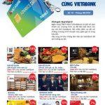 Ưu đãi thẻ số 10 – Tháng 08/2018 cùng VietABank