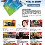 Ưu đãi thẻ số 11 – Tháng 08/2018 cùng VietABank