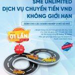 Dịch vụ chuyển tiền VND dành cho SME: Trả phí 1 lần, chuyển tiền bất tận cùng VietinBank