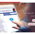 Chuyển tiền nhanh 24/7, Nạp tiền, Thanh toán hóa đơn trên Internet Banking VRB