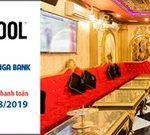 Ưu đãi tại hệ thống Karaoke iCool dành cho thẻ DongA Bank