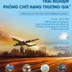 Trải nghiệm phòng chờ Hạng Thương gia cùng thẻ JCB VietinBank