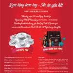 Chương trình khuyến mại Quà tặng trao tay - Tri ân gắn kết cùng Kienlongbank