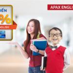 Giảm đến 46% tại trung tâm tiếng Anh Apax English dành cho chủ thẻ MB