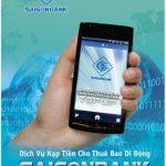 Áp dụng mức chiết khấu mới với dịch vụ SaiGonBank Topup