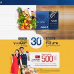 Hoàn tiền hóa đơn Vinmart khi thanh toán bằng thẻ SaiGonBank