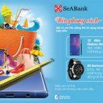 SeABank triển khai chương trình ưu đãi Tiêu phong cách, thỏa đam mê