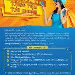 VietABank triển khai chương trình Mở thẻ ngày vàng - Tặng tiền tài khoản