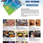 Ưu đãi thẻ số 12 – Tháng 09/2018 cùng VietABank