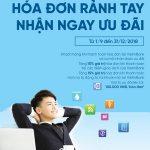 Hóa đơn rảnh tay, nhận ngay ưu đãi từ VietinBank