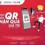 Thanh toán cước MobiFone bằng QR Pay, cơ hội trúng iPhone X mỗi tuần cùng Agribank
