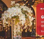 Ưu đãi khi đặt tiệc tại Nhà hàng Á Đông dành cho thẻ DongA Bank