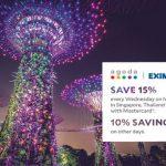 Ưu đãi hấp dẫn dành cho chủ thẻ Eximbank MasterCard tại Agoda
