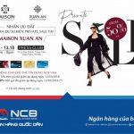 Thỏa sức mua sắm hàng hiệu tại Luxury Private Sale cho chủ thẻ NCB Visa