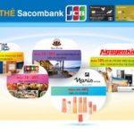 Ưu đãi dành riêng cho chủ thẻ Sacombank JCB