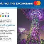 Agoda giảm thêm 10 - 15% không giới hạn với Sacombank Mastercard
