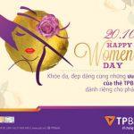Khỏe da đẹp dáng cùng những ưu đãi của thẻ TPBank dành riêng cho phái nữ