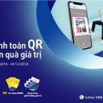 Quét QR Pay nhận quà giá trị cùng Mobile Banking Ngân hàng Bản Việt