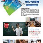 Ưu đãi thẻ số 14 – Tháng 10/2018 cùng VietABank