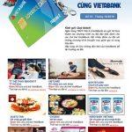 Ưu đãi thẻ số 15 – Tháng 10/2018 cùng VietABank