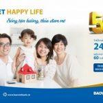 Bảo hiểm trong tay - Nhận ngay quyền lợi từ ngân hàng Bảo Việt