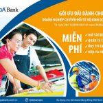 Ưu đãi chào Xuân Kỷ Hợi 2019 dành cho khách hàng doanh nghiệp tại DongA Bank