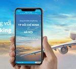 Đặt vé máy bay nhanh chóng với ứng dụng Eximbank Mobile Banking