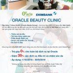 Ưu đãi cùng thẻ Eximbank tại Oracle Beauty Clinic