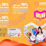 Đại tiệc mua sắm cho thẻ LienVietPostBank MasterCard trên Lazada