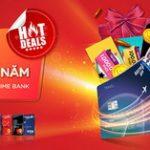 Chủ thẻ tín dụng nhận hoàn tiền và iPhone XS Max từ Đại tiệc ưu đãi cuối năm cùng Maritime Bank