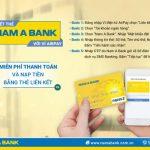 Nhận ngay mã giảm giá 30% trên Shopee khi liên kết tài khoản Nam A Bank với ví Airpay