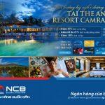 Trải nghiệm nghỉ dưỡng hoàn hảo tại The Anam Resort CamRanh cùng thẻ NCB