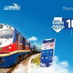 Giảm 100.000 VNĐ khi thanh toán vé tàu Tết bằng QR Pay trên ứng dụng NCB Smart