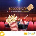 Xem phim tại CGV chỉ với 80.000 đồng/cặp khi dùng thẻ ATM PVcomBank