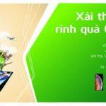 Xài thẻ trời Tây, Rinh quà công nghệ cùng Vietcombank