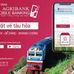Agribank E-Mobile Banking - Tết đoàn viên, Đặt vé liền tay, Nhận ngay tài lộc