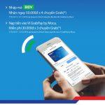 Khách hàng BIDV nhận thêm ưu đãi lên tới 290.000đ khi liên kết Grabpay by Moca