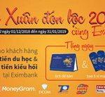 Khai xuân đón Lộc 2019 cùng Eximbank
