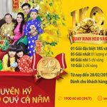 Tân xuân như ý – Trúng vàng nguyên ký – Phú quý cả năm cùng HDBank