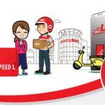 Hoàn tiền 20% lên tới 200.000 VNĐ tại SpeedL dành cho chủ thẻ đồng thương hiệu Lotte Mart Maritime Bank từ 21/12 đến 28/02/2019