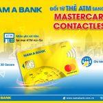 Nam A Bank Mastercard Contactless - Chạm là thanh toán