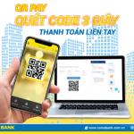 Hàng loạt quà tặng giá trị và ưu đãi hấp dẫn khi thanh toán bằng QR Pay trên Nam A Bank Mobile Banking