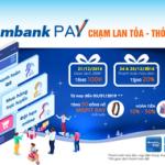 Sacombank Pay - Chạm lan tỏa, thỏa đam mê